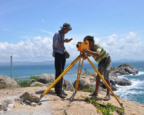 海南海洋测绘工程