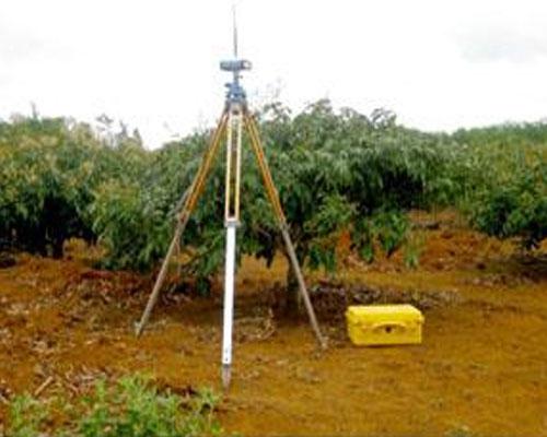 海南林业灌区测绘