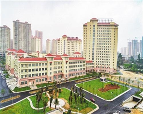 海南西部中心医院测绘工程