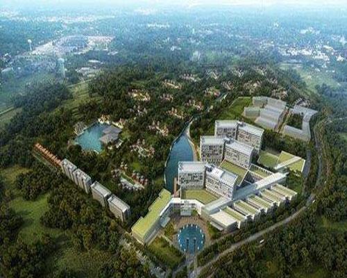 海南滨海国际医院测绘工程