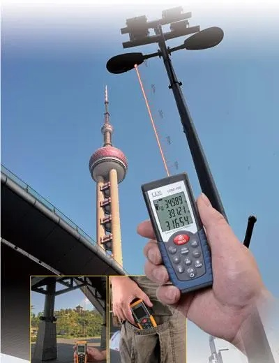 风速风温风量测试仪